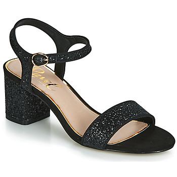 Zapatos Mujer Sandalias Ravel WALTON Negro