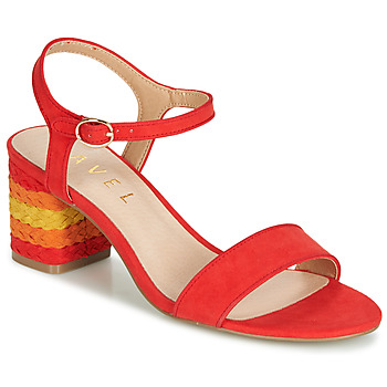Zapatos Mujer Sandalias Ravel CLEMONT Naranja