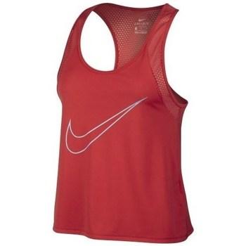 textil Mujer camisetas manga corta Nike Running Tank