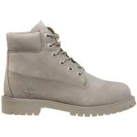 Zapatos Mujer Zapatos de trabajo Timberland 6IN Premium Junior Grises
