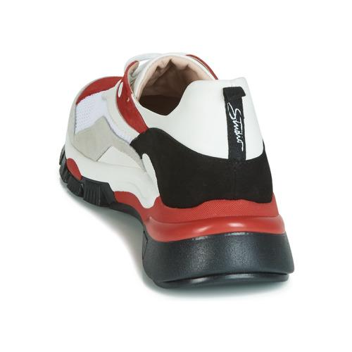 Tosca Blu Kelly Blanco / Rojo - Envío Gratis Zapatos Deportivas Bajas Mujer 116