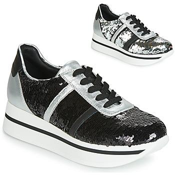 Zapatos Mujer Zapatillas bajas Tosca Blu ANDREA Negro