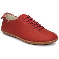 Zapatos Zapatillas bajas El Naturalista EL VIAJERO Rojo