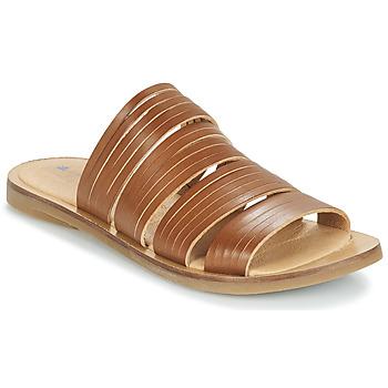 Zapatos Mujer Zuecos (Mules) El Naturalista TULIP Marrón