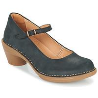 Zapatos Mujer Zapatos de tacón El Naturalista AQUA Negro