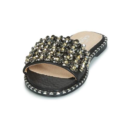 Zapatos Côte Mujer D'azur Alvina ZuecosmulesCassis Negro shrCtdxQ