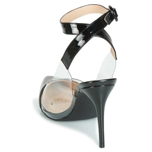 Tacón Zapatos Côte D'azur De Negro Cassis NwZOkX08nP