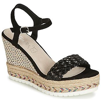 Zapatos Mujer Sandalias Cassis Côte d'Azur CASSANDRA Negro