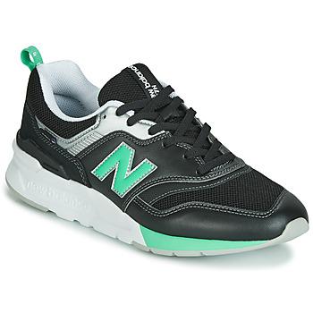 Zapatos Mujer Zapatillas bajas New Balance CW997 Gris