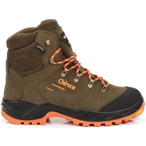 Zapatos Senderismo Chiruca Botas  Game Force Hi Vis 38 Gore-Tex Verde