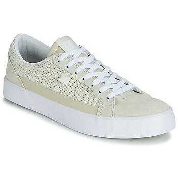Zapatos Hombre Zapatillas bajas DC Shoes LYNNFIELD SE M SHOE SFW Blanco