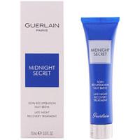 Belleza Mujer Antiedad & antiarrugas Guerlain Midnight Secret Soin Récupération Nuit Brève  15 ml