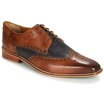 Zapatos Hombre Derbie Melvin & Hamilton MARTIN 16 Marrón / Azul