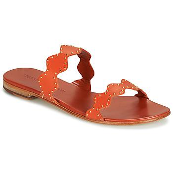 Zapatos Mujer Sandalias Melvin & Hamilton HANNA 45 Naranja
