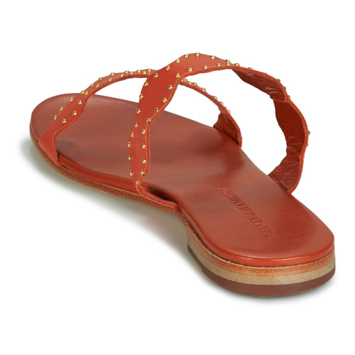 Hanna Melvinamp; Naranja Sandalias 46 Zapatos Mujer Hamilton dthQrs