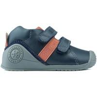 Zapatos Niño Botas de caña baja Biomecanics ES AZUL