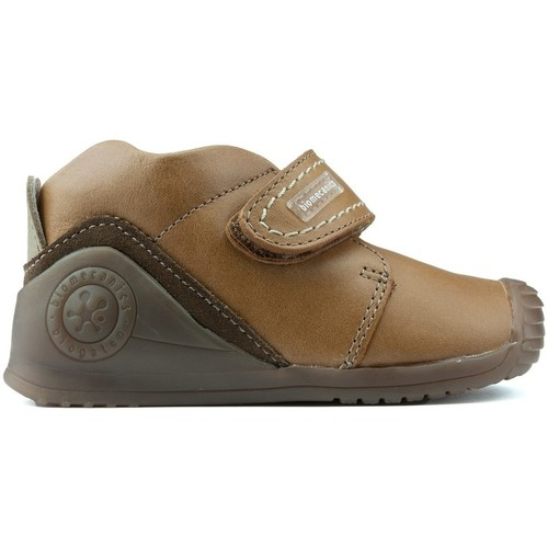 Zapatos Niño Botas de caña baja Biomecanics ES  BIOGATEO MARRON