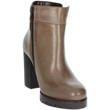 Zapatos Mujer Botines Marko' 882075 Marrón Taupe