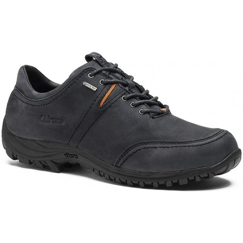 Zapatos Hombre Zapatillas bajas Chiruca Zapatos  Detroit 05 Gore-Tex Negro