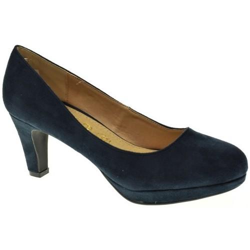 Zapatos Mujer Zapatos de tacón Stay 83152 Azul