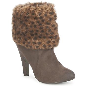 Zapatos Mujer Botines StylistClick JOYCE Marrón