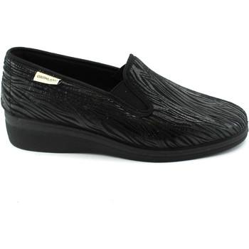 Zapatos Mujer Mocasín Grunland GRU-I18-PA1090-NE Nero