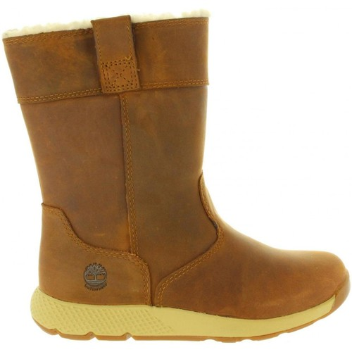 Zapatos Niños Botas de nieve Timberland A1VRB METROROAM Marr?n