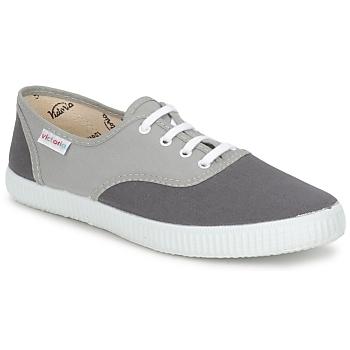 Zapatos Zapatillas bajas Victoria INGLESA BICOLOR Gris