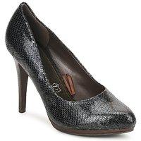 Zapatos Mujer Zapatos de tacón StylistClick PALOMA Negro / Serpiente