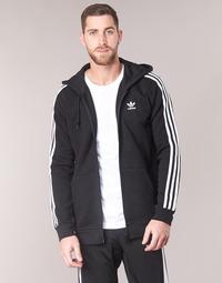 textil Hombre Sudaderas adidas Originals 3 STRIPES FZ Negro