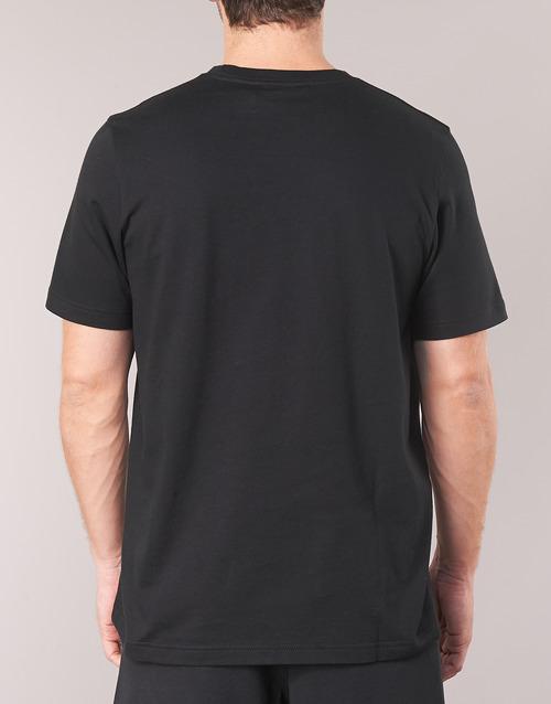 T Textil Adidas Negro Originals Hombre Manga Corta Camisetas Essential sCQrxthdB