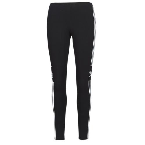 Trefoil Negro Mujer Leggings Originals Adidas Tight Textil F1cJKul3T