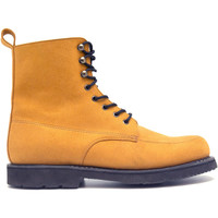 Zapatos Hombre Botas de caña baja Nae Vegan Shoes André Camel Beige