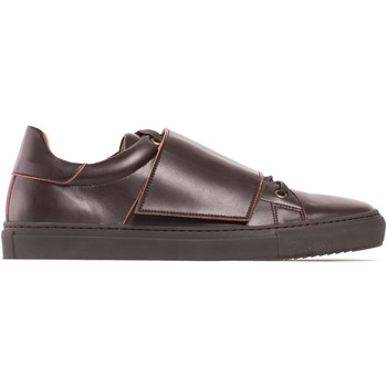 Zapatos Hombre Zapatillas bajas Nae Vegan Shoes Zero Brown castanho
