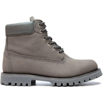 Zapatos Botas de caña baja Nae Vegan Shoes Etna Grey Gris