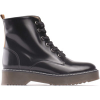Zapatos Mujer Botas de caña baja Nae Vegan Shoes Trina Black preto