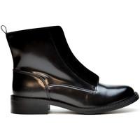 Zapatos Mujer Botines Nae Vegan Shoes Zipme preto