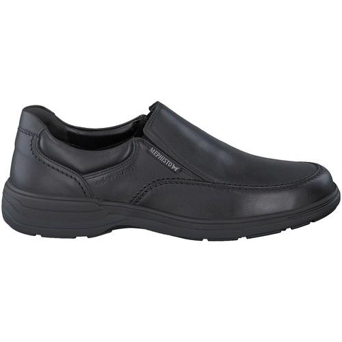 Zapatos Mocasín Mephisto DAVY Negro