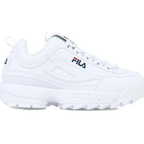 Zapatos Mujer Zapatillas bajas Fila Disruptor Blanco
