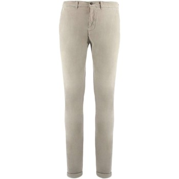 textil Hombre pantalones chinos Harmont & Blaine CHINOS NARROW gris