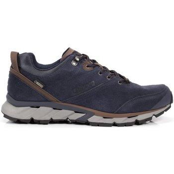 Zapatos Hombre Zapatillas bajas Chiruca Zapatillas  Etnico 03 Goretex Azul