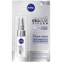 Belleza Mujer Cuidados especiales Nivea Hyaluron Cellular Filler Ampolla Firmeza Instantánea