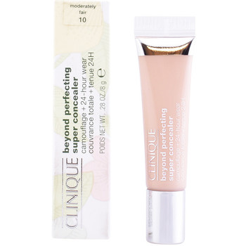 Belleza Mujer Antiarrugas & correctores Clinique Beyond Perfecting Super Concealer 10-mooerately Fair 8 Gr 8 g