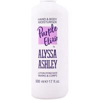 Belleza Mujer Hidratantes & nutritivos Alyssa Ashley Purple Elixir Hand & Loción Hidratante Corporal  5