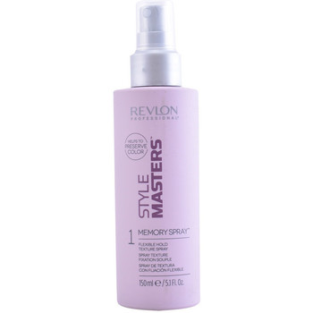 Belleza Fijadores Revlon Style Masters Memory Spray  150 ml