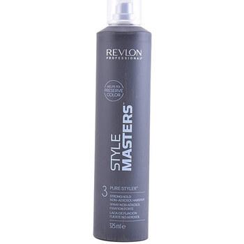 Belleza Acondicionador Revlon Style Masters Pure Styler Strong Hold Hairspray  325 ml