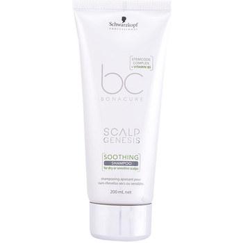 Belleza Champú Schwarzkopf Bc Scalp Genesis Soothing Shampoo  200 ml