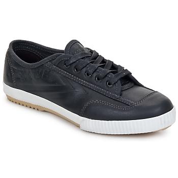 Zapatos Zapatillas bajas Feiyue FE LO PLAIN CHOCO Negro