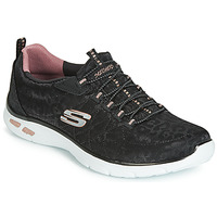 Zapatos Mujer Zapatillas bajas Skechers EMPIRE D'LUX SPOTTED Negro