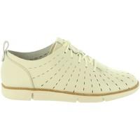 Zapatos Mujer Derbie Clarks 26132529 TRI ETCH Hueso